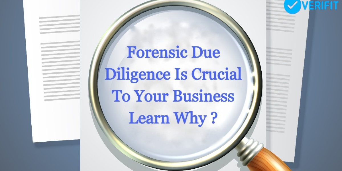 Forensic Due Diligence Is Crucial To Your Business